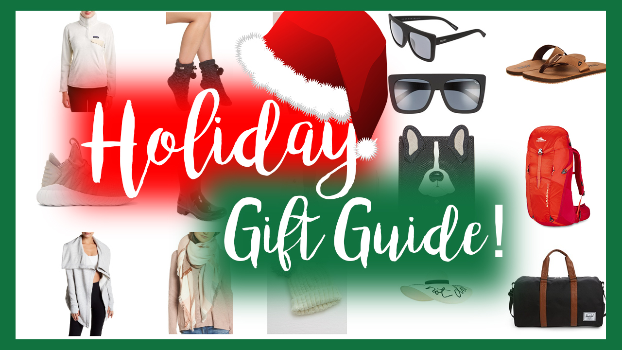2017 Holiday Gift Guide!